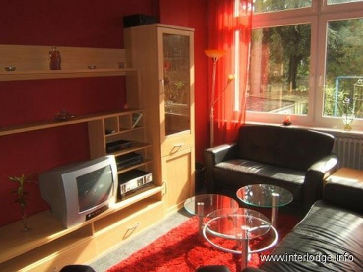 INTERLODGE Modern möbliertes Apartment mit Gartennutzung, in bevorzugter Lage, in Essen-K... - Wohnen auf Zeit - Bild 1