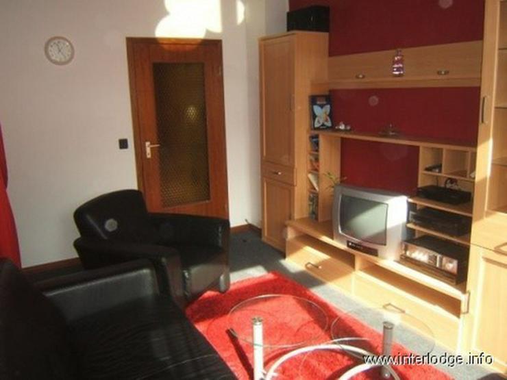 Bild 2: INTERLODGE Modern möbliertes Apartment mit Gartennutzung, in bevorzugter Lage, in Essen-K...