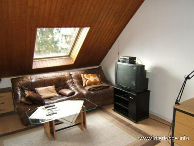 INTERLODGE Möbliertes Dachgeschossapartment mit gemütlicher ...