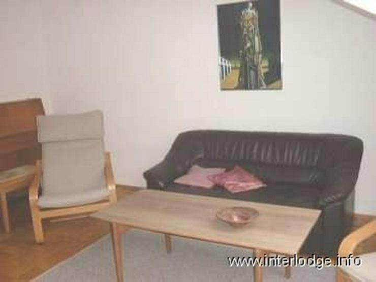 Bild 2: INTERLODGE Modern möblierte Wohnung in ruhiger Lage mit guter Verkehrsanbindung in Essen-...