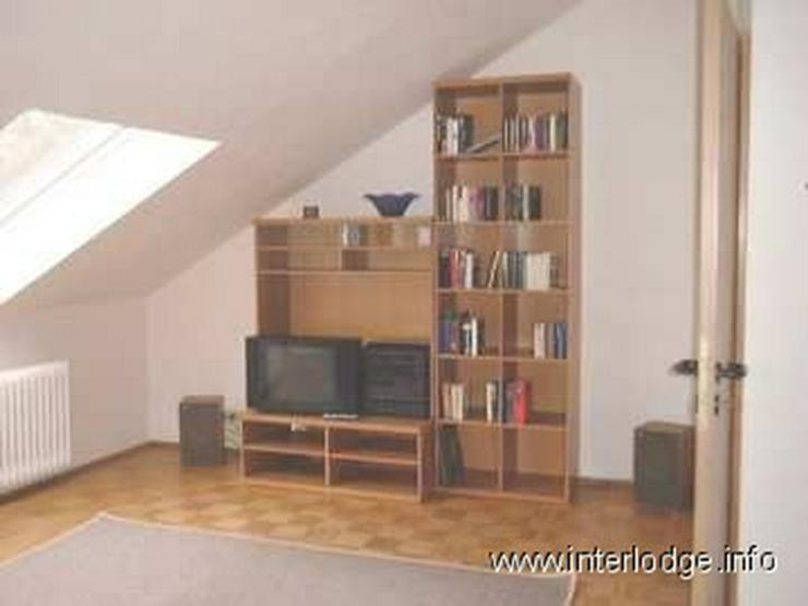 INTERLODGE Modern möblierte Wohnung in ruhiger Lage mit guter Verkehrsanbindung in Essen-... - Wohnen auf Zeit - Bild 1