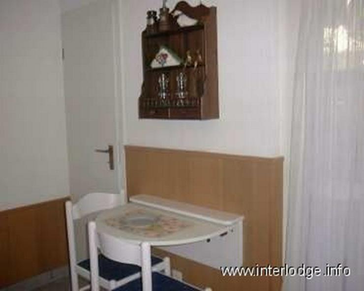 Bild 2: INTERLODGE Modern möbliertes Apartment, mit Balkon, in ruhiger Seitenstrasse in Essen-Rü...