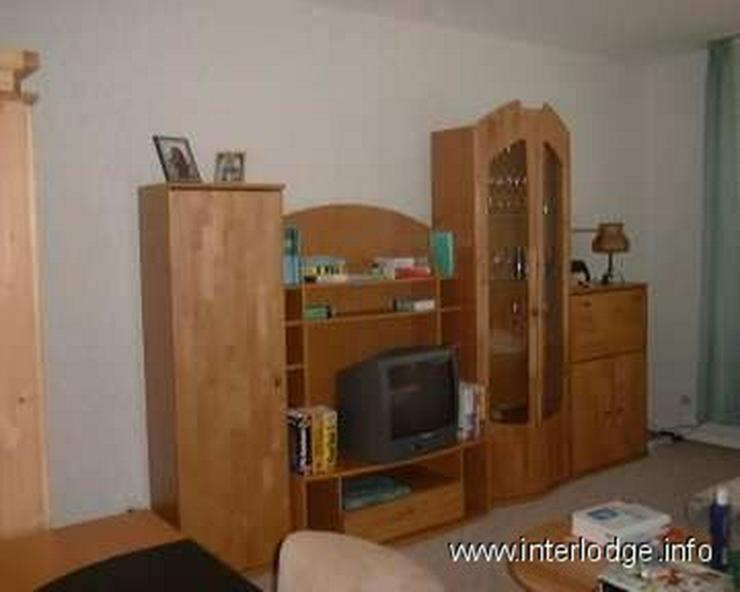 Bild 3: INTERLODGE Modern möbliertes Apartment, mit Balkon, in ruhiger Seitenstrasse in Essen-Rü...