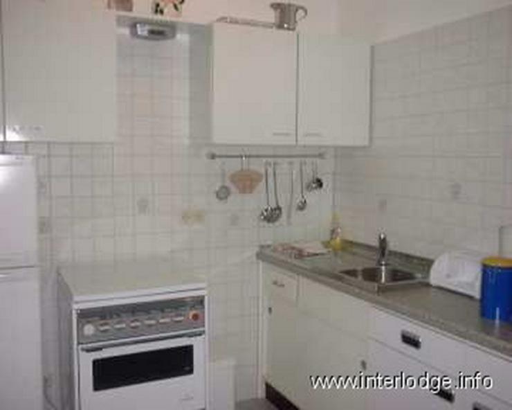 Bild 4: INTERLODGE Modern möbliertes Apartment, mit Balkon, in ruhiger Seitenstrasse in Essen-Rü...