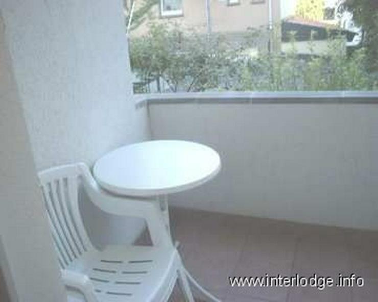 INTERLODGE Modern möbliertes Apartment, mit Balkon, in ruhiger Seitenstrasse in Essen-Rü... - Wohnen auf Zeit - Bild 1