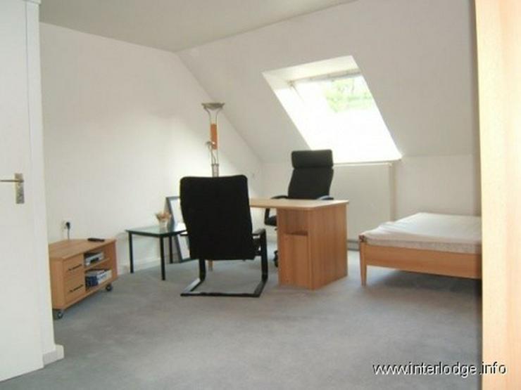 INTERLODGE Möbliertes Dachgeschossapartment in ruhiger Grünlage in Essen-Bredeney - Wohnen auf Zeit - Bild 1