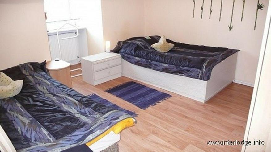 INTERLODGE Modern möblierte 2-Zimmer-Wohnung in der Nähe der Uniklinik in Essen-Holsterh... - Wohnen auf Zeit - Bild 1