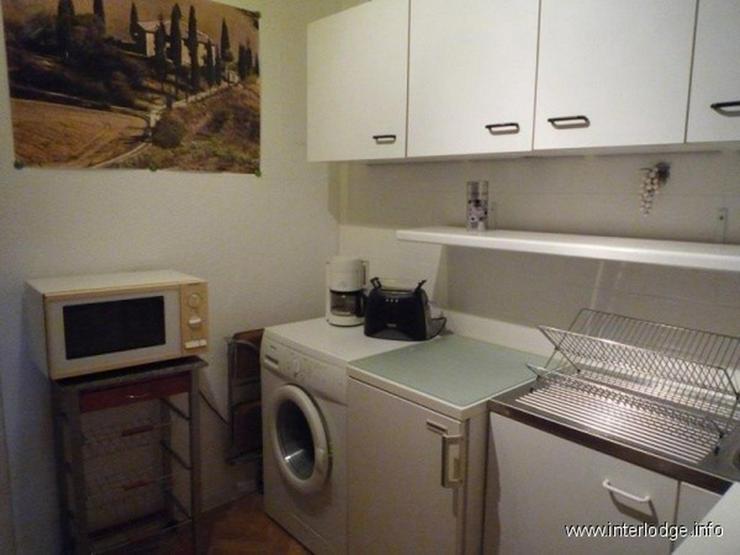 Bild 6: INTERLODGE Modern möblierte 2-Zimmer-Wohnung in der Nähe der Uniklinik in Essen-Holsterh...