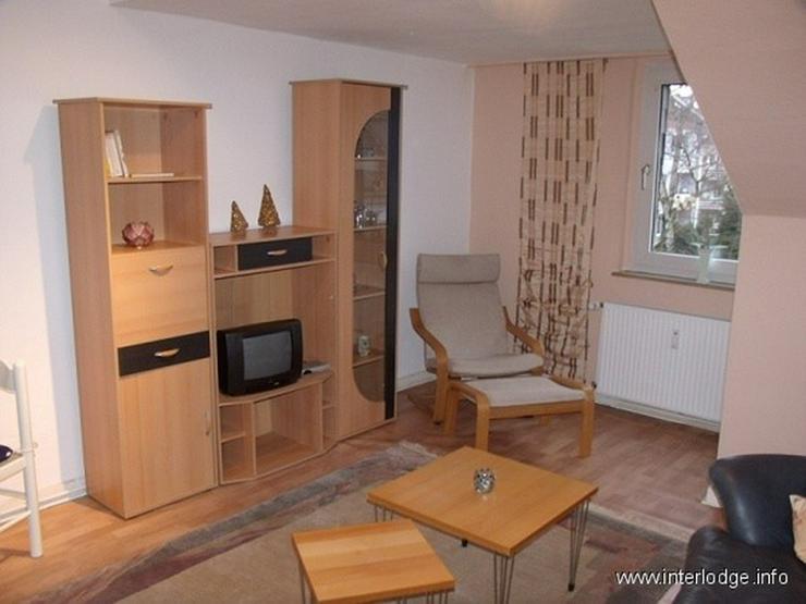 Bild 4: INTERLODGE Modern möblierte 2-Zimmer-Wohnung in der Nähe der Uniklinik in Essen-Holsterh...