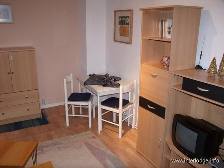 Bild 5: INTERLODGE Modern möblierte 2-Zimmer-Wohnung in der Nähe der Uniklinik in Essen-Holsterh...