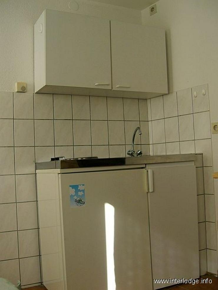 INTERLODGE Einfach möblierte Wohnung, Ausstattung wird auf Wunsch angepasst, in Düsseldo... - Wohnen auf Zeit - Bild 1