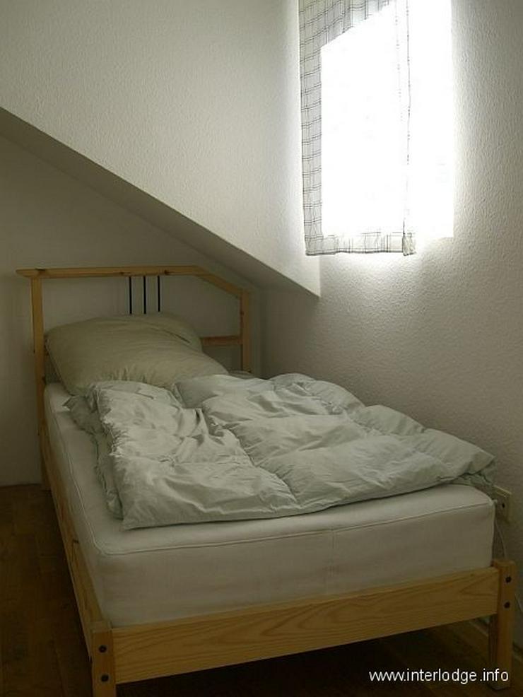 Bild 3: INTERLODGE Einfach möblierte Wohnung, Ausstattung wird auf Wunsch angepasst, in Düsseldo...