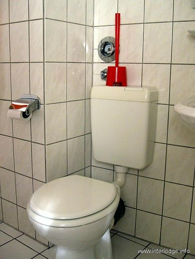 Bild 5: INTERLODGE Einfach möblierte Wohnung, Ausstattung wird auf Wunsch angepasst, in Düsseldo...