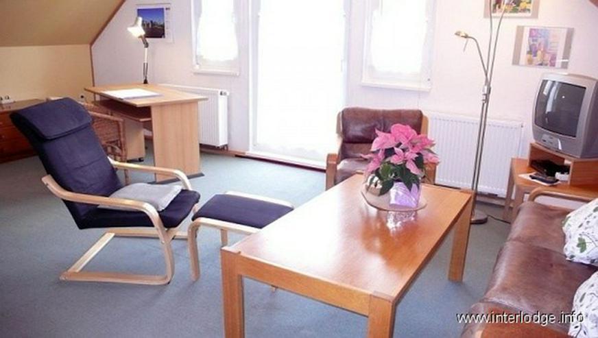 INTERLODGE Ansprechend möbliertes Apartment mit Balkon in ruhiger Lage in Essen-Horst - Wohnen auf Zeit - Bild 1
