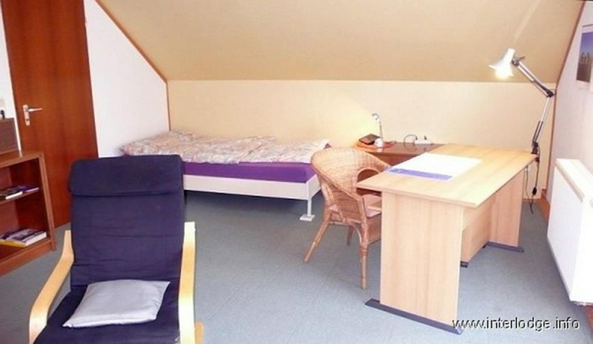 Bild 3: INTERLODGE Ansprechend möbliertes Apartment mit Balkon in ruhiger Lage in Essen-Horst