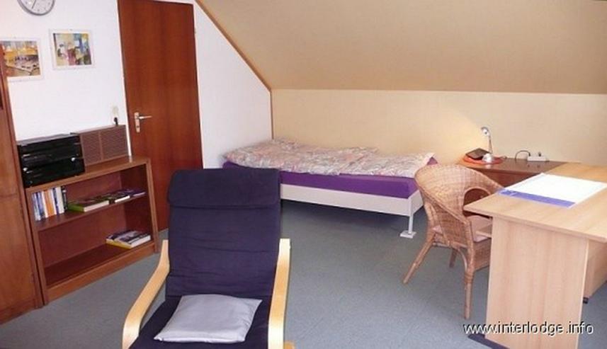 Bild 4: INTERLODGE Ansprechend möbliertes Apartment mit Balkon in ruhiger Lage in Essen-Horst