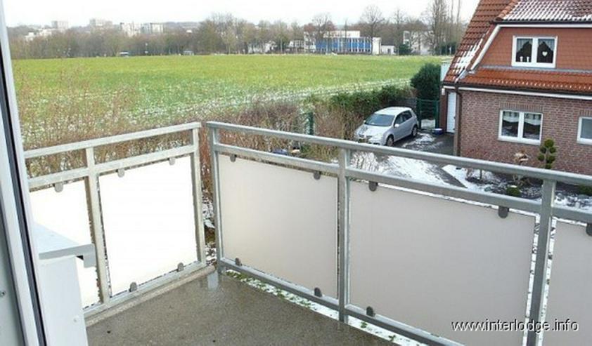 Bild 5: INTERLODGE Ansprechend möbliertes Apartment mit Balkon in ruhiger Lage in Essen-Horst