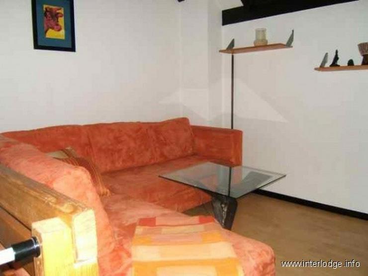 Bild 3: INTERLODGE Möblierte Maisonettewohnung auf drei Ebenen, mit eigenem Eingang, in Essen-Lei...
