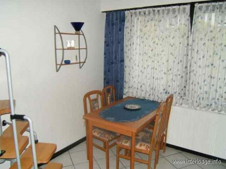 Bild 5: INTERLODGE Möblierte Maisonettewohnung auf drei Ebenen, mit eigenem Eingang, in Essen-Lei...