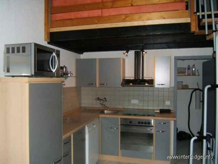 Bild 4: INTERLODGE Möblierte Maisonettewohnung auf drei Ebenen, mit eigenem Eingang, in Essen-Lei...