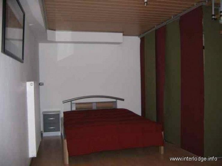 Bild 6: INTERLODGE Möblierte Maisonettewohnung auf drei Ebenen, mit eigenem Eingang, in Essen-Lei...