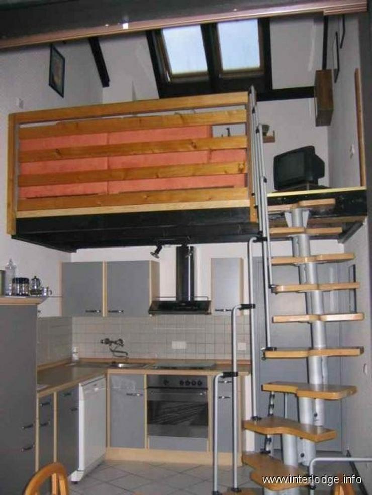 INTERLODGE Möblierte Maisonettewohnung auf drei Ebenen, mit eigenem Eingang, in Essen-Lei... - Wohnen auf Zeit - Bild 1