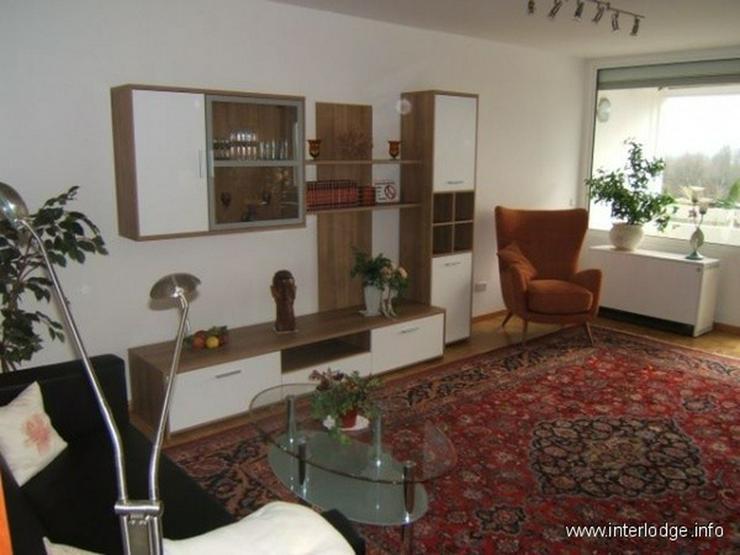 INTERLODGE Hochwertig möblierte Etagenwohnung mit Balkon und Personenaufzug in Essen-Stee... - Wohnen auf Zeit - Bild 1