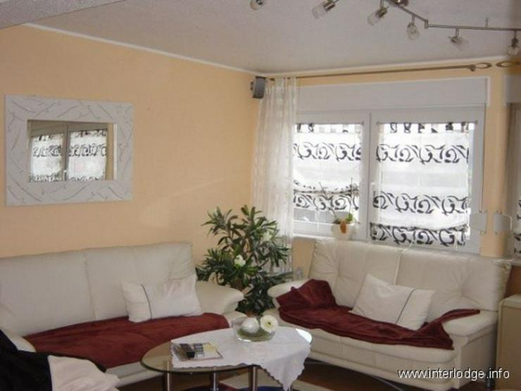 INTERLODGE Möblierte Wohnung mit 2 Schlafräumen, WG geeignet, in zentraler Lage in Essen... - Wohnen auf Zeit - Bild 1