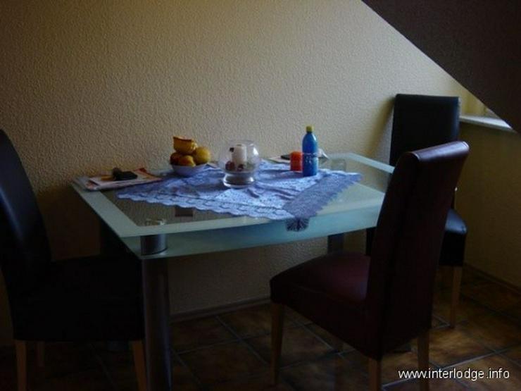 Bild 4: INTERLODGE Möblierte Wohnung mit 2 Schlafräumen, WG geeignet, in zentraler Lage in Essen...
