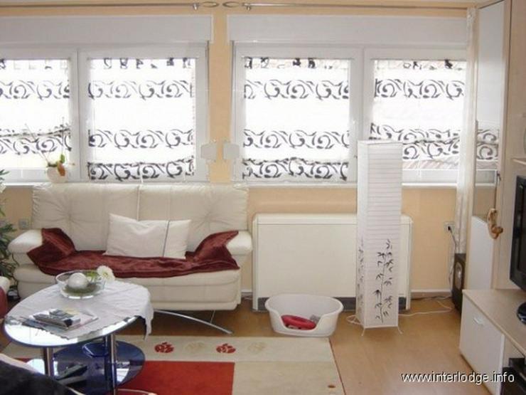 Bild 2: INTERLODGE Möblierte Wohnung mit 2 Schlafräumen, WG geeignet, in zentraler Lage in Essen...