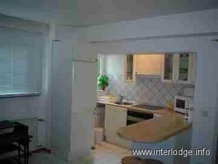 Bild 2: INTERLODGE Modern möblierte, helle Souterrainwohnung in bevorzugter Lage in Essen-Heising...