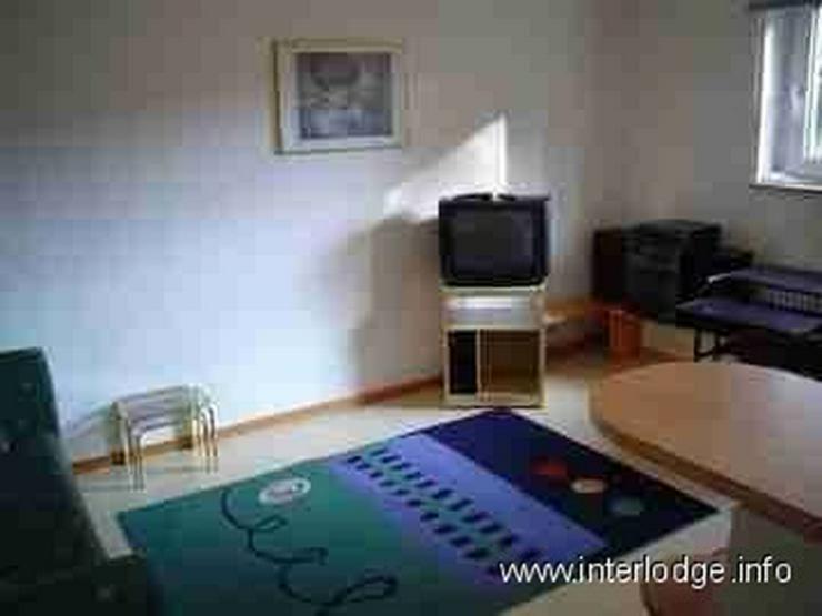 Bild 3: INTERLODGE Modern möblierte, helle Souterrainwohnung in bevorzugter Lage in Essen-Heising...