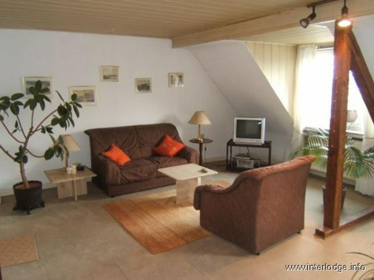 INTERLODGE Möbliertes Apartment mit hochwertiger Ausstattung in zentraler Lage in Essen-F... - Wohnen auf Zeit - Bild 1