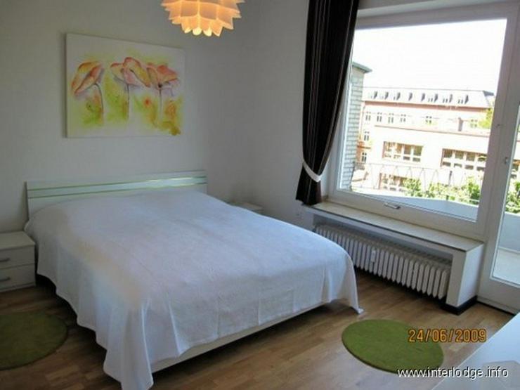 INTERLODGE Attraktiv möblierte Wohnung mit Lift, Balkon und 2 Schlafzimmern in Düsseldor... - Wohnen auf Zeit - Bild 1