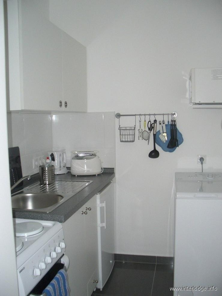 Bild 5: INTERLODGE Möbliertes Apartment mit Top-Austattung in zentraler Lage in Düsseldorf-Pempe...