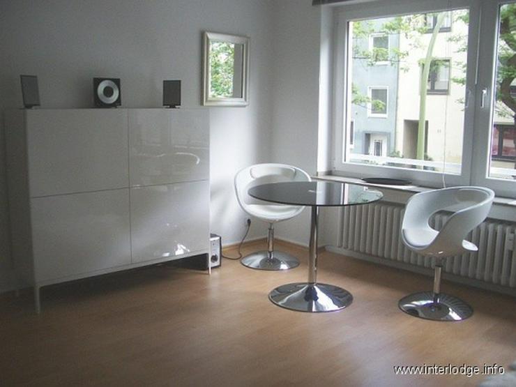 Bild 3: INTERLODGE Möbliertes Apartment mit Top-Austattung in zentraler Lage in Düsseldorf-Pempe...