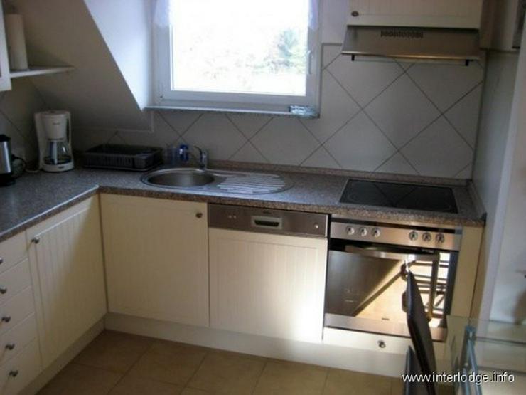 Bild 4: INTERLODGE Möblierte Top-Wohnung mit Dachterrasse und Reinigungsservice in Düsseldorf-Ka...