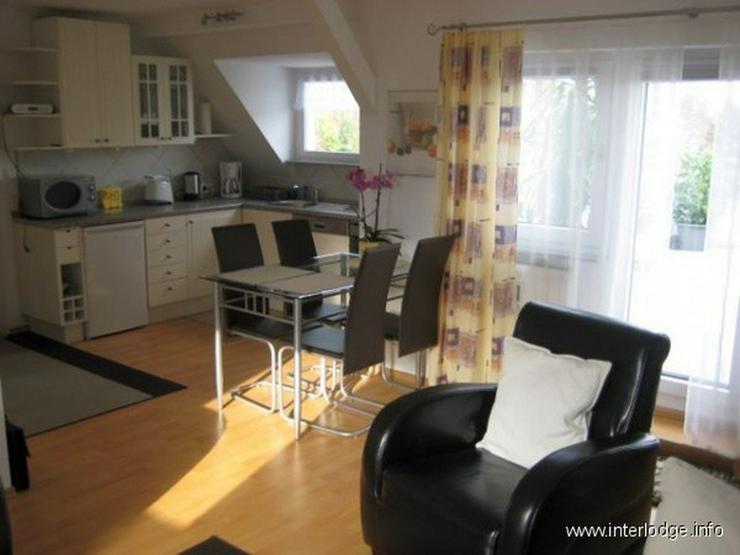 Bild 3: INTERLODGE Möblierte Top-Wohnung mit Dachterrasse und Reinigungsservice in Düsseldorf-Ka...