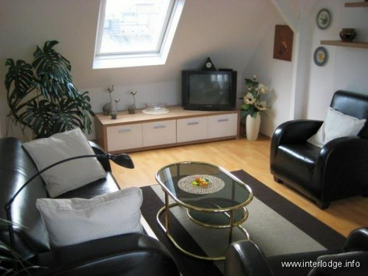 Bild 2: INTERLODGE Möblierte Top-Wohnung mit Dachterrasse und Reinigungsservice in Düsseldorf-Ka...