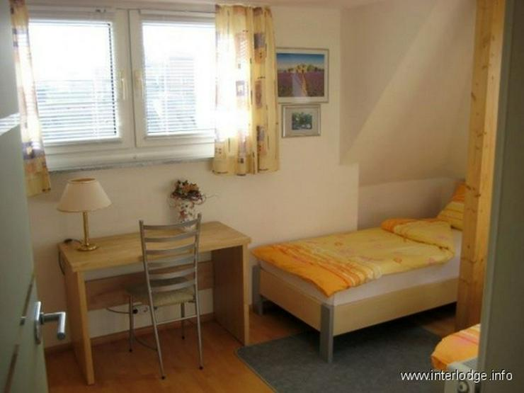 Bild 5: INTERLODGE Möblierte Top-Wohnung mit Dachterrasse und Reinigungsservice in Düsseldorf-Ka...