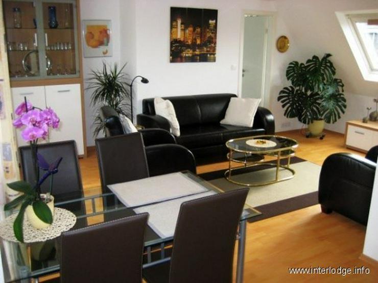 INTERLODGE Möblierte Top-Wohnung mit Dachterrasse und Reinigungsservice in Düsseldorf-Ka... - Wohnen auf Zeit - Bild 1