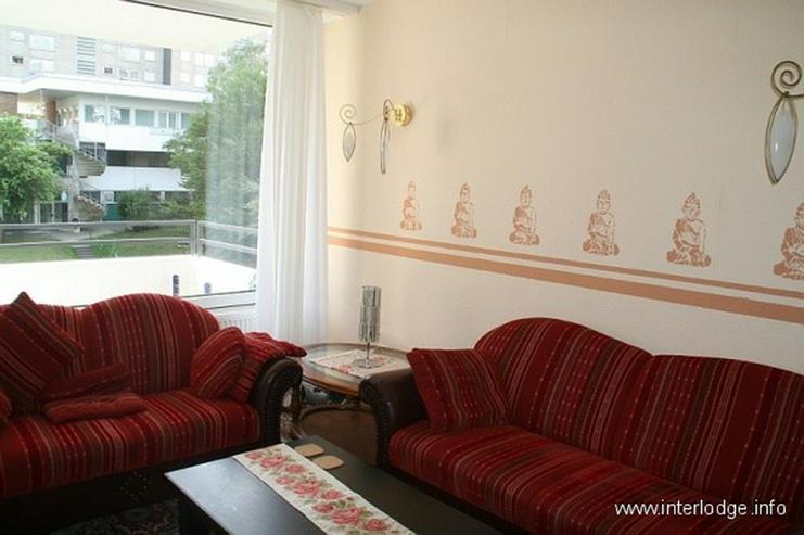 INTERLODGE Möblierte Komfortwohnung mit Balkon und Personenaufzug in Wuppertal-Elberfeld - Wohnen auf Zeit - Bild 1