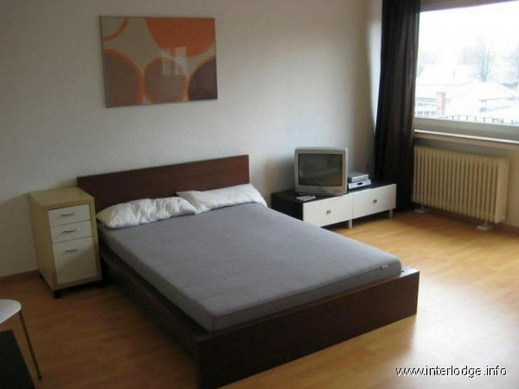 INTERLODGE Einfach möbliertes Apartment, mit Personenaufzug, zentral gelegen in Düsseldo... - Wohnen auf Zeit - Bild 1