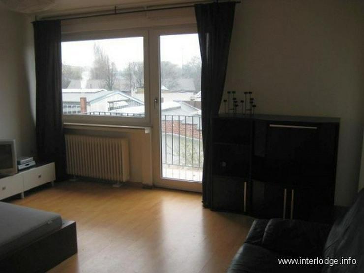 Bild 2: INTERLODGE Einfach möbliertes Apartment, mit Personenaufzug, zentral gelegen in Düsseldo...