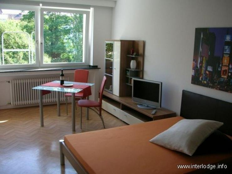 Bild 1: INTERLODGE Hochwertig möbliertes Apartment mit Personenaufzug in ruhiger Lage in Düsseld...