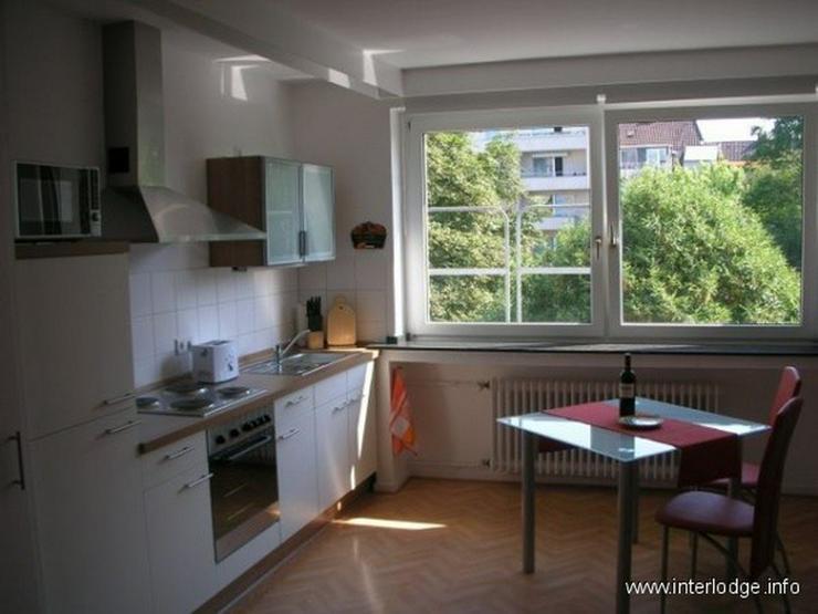 Bild 3: INTERLODGE Hochwertig möbliertes Apartment mit Personenaufzug in ruhiger Lage in Düsseld...