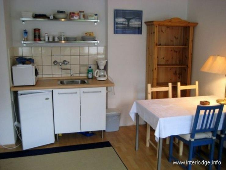 Bild 2: INTERLODGE Helles möbliertes Apartment mit zeitgemäßer Ausstattung und Lift in Düsseld...