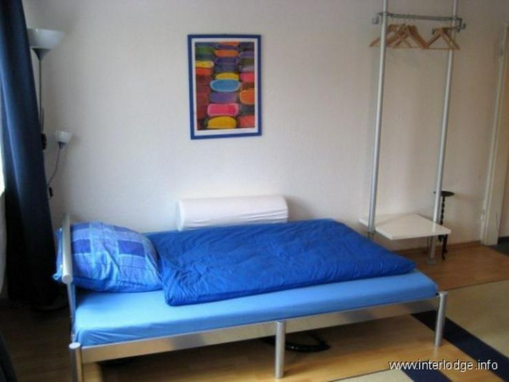Bild 4: INTERLODGE Helles möbliertes Apartment mit zeitgemäßer Ausstattung und Lift in Düsseld...