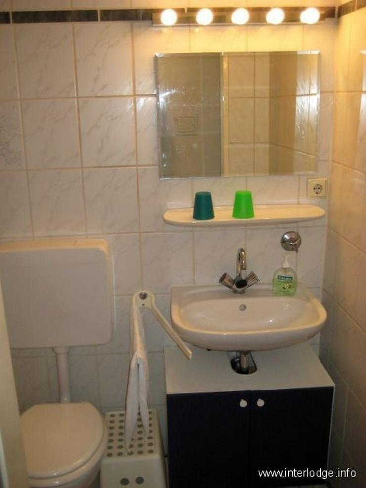 Bild 5: INTERLODGE Helles möbliertes Apartment mit zeitgemäßer Ausstattung und Lift in Düsseld...