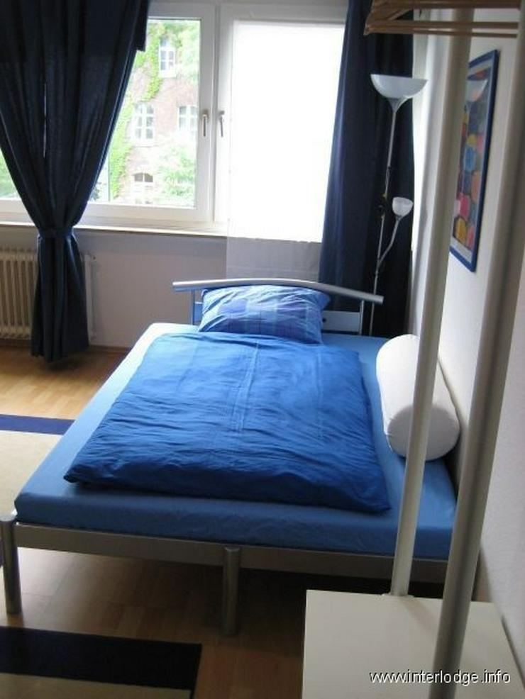 INTERLODGE Helles möbliertes Apartment mit zeitgemäßer Ausstattung und Lift in Düsseld... - Wohnen auf Zeit - Bild 1